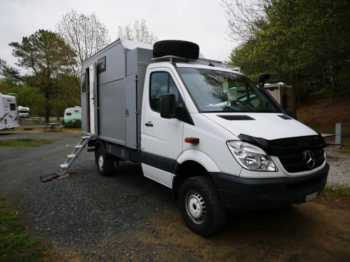 Schweizer Truck