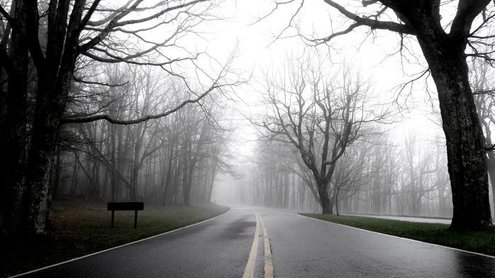 Straße fort