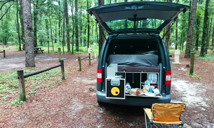 Eichhörnchen Campground