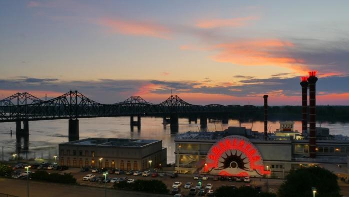 Vicksburg Sunset II