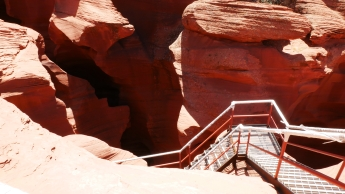 Antelope Treppe