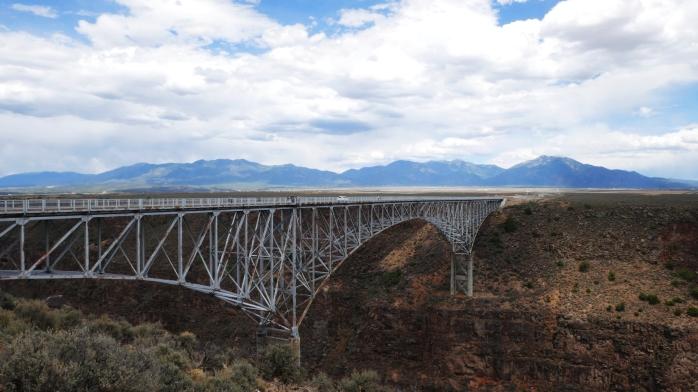 Brücke Rio Grande