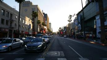 Der Boulevard hat schon bessere Zeiten gesehen...