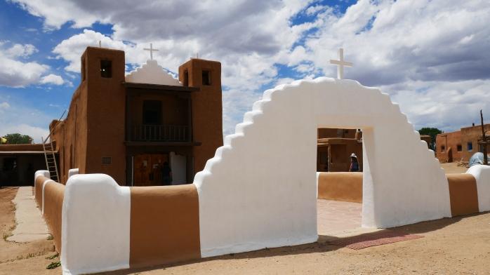 Kirche Pueblo