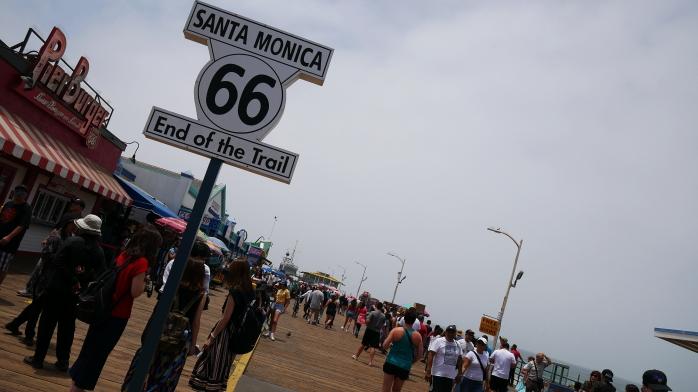 Monica Route 66