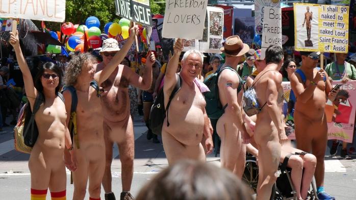 Pride Naked