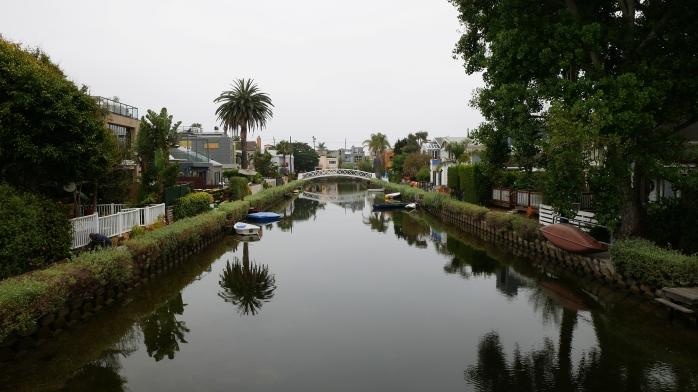 Venice Kanäle Brücke