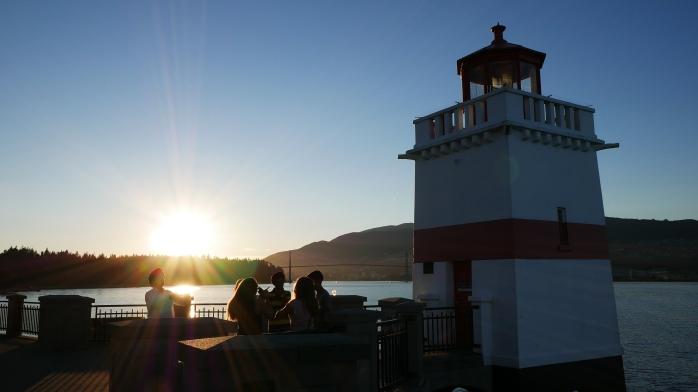Leuchtturm Vancouver
