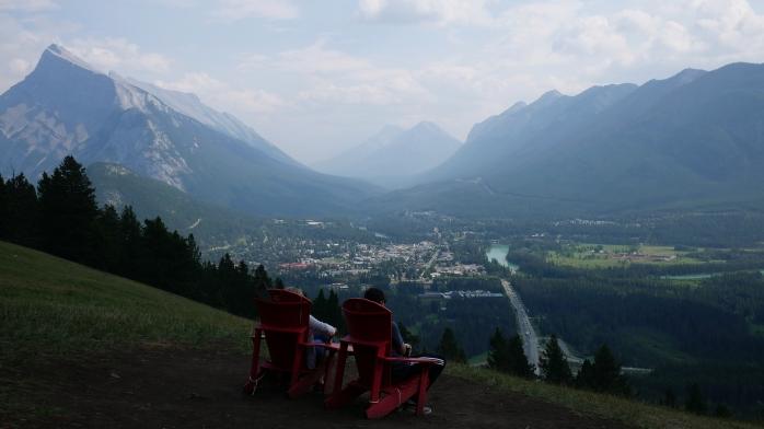 Banff Aussicht