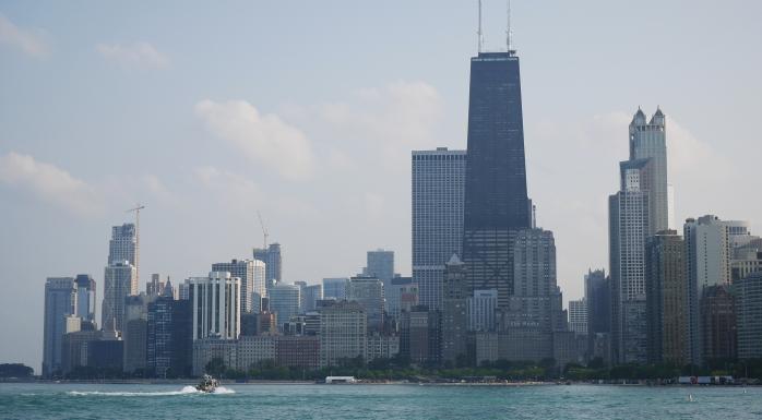 Chicago Bucht