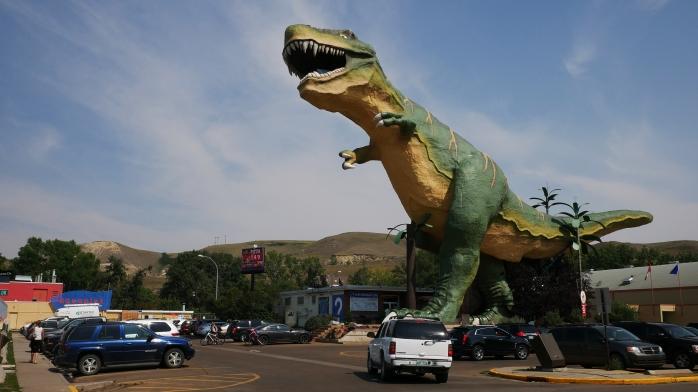 Dinomussfressen