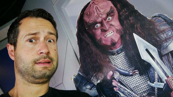 Klingonselfie