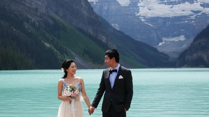 Lake Louise Hochzeit