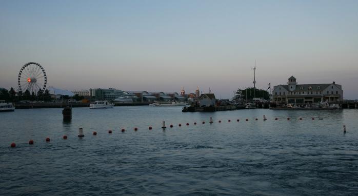 Navy Pier Panorama