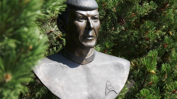 Spock Vulcan