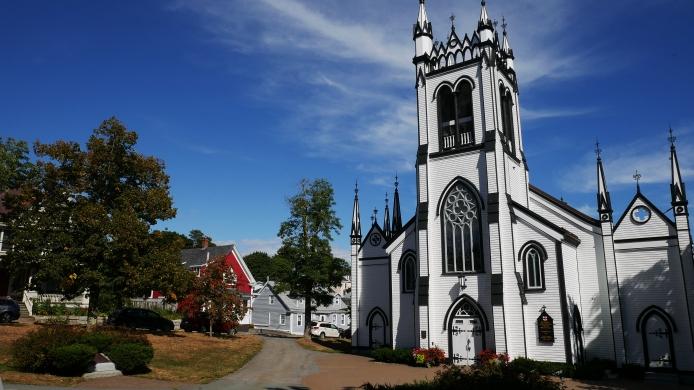 Lunenburg Kirche