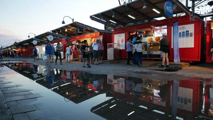 Montreal Hafenmarkt