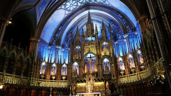Notre Altar
