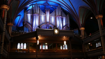 Notre Orgel