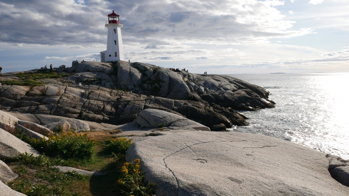 Peggys Cove Lighthouse