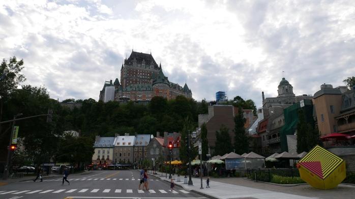 Quebec Unterstadt